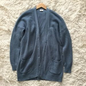 Nordstrom | Caslon Grandpa Knit Cardigan